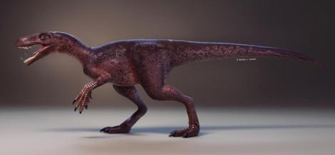 Mais antigo fóssil de dinossauro predador encontrado no sul do Brasil