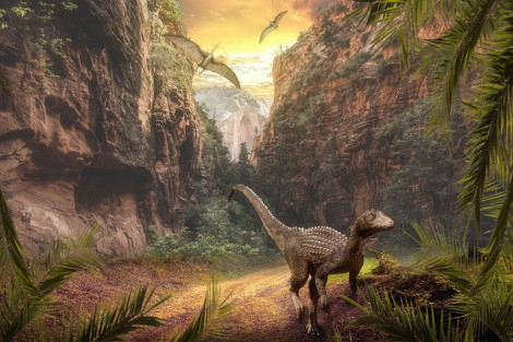 5 séries sobre dinossauros