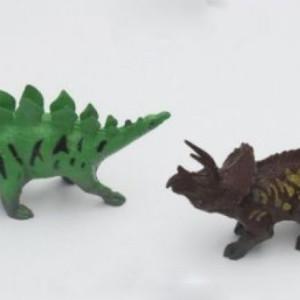 Copos de dinossauros