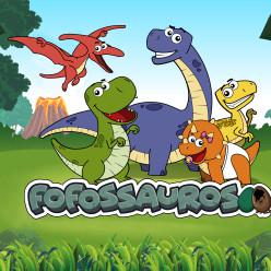 Você vai adorar este vídeo dos Fofofossauros!